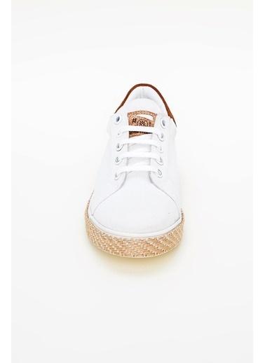 Nebbati Erkek Çocuk Beyaz Ayakkabı 19SS0NB3034 Beyaz